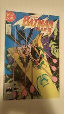 Batman #438 Year 3 1989 DC Comics