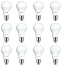 12 x Philips LED Frosted E27 Edison Screw 100w Warm White Light Bulb Lamp 1521lm