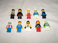 Lot of 10 Lego Mini Figures