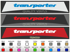 SU185 VW TRANSPOTER T4 T5 T6 SUNSTRIPS GRAPHICS DECAL STICKERS VOLKSWAGEN