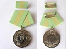 DDR Polizei Medaille VOPO Volkspolizei East German Police Prison Medal GDR RDA