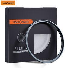 K&F Concept MCUV Lens Filter Nano-X Ultra Slim 18-Layer Ultraviolet Protection