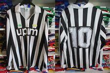 Maillot JUVENTUS TURIN vintage BAGGIO 10 maglia calcio manches longues KAPPA XL
