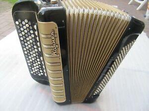 Knopfakkordeon Hohner MAESTRO IV C Griff Knopf Akkordeon 120 Bässe accordion