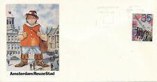 Gelegenheidsenvelop Amsterdam 700 jaar - ReuzeStad (1975)