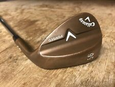 Callaway V Forged Copper Sand wedge 56* Steel Mid-Size Grip Rh