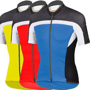 Mens Cycling Jersey Half Sleeve Quality Biking Top Cycle Racing Team