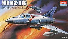 Academy 1/48 Mirage IIIC # 12247