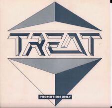 "Treat(12"" Vinyl)Strike Without Warning-Phonogram-TREAT 100-UK-1986-Ex/NM"