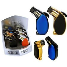 Scorch Torch X-SERIES ECLIPSE Butane / Authentic / Powerful Heavy Duty. One Pcs