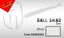 Italiano Diseñado Herakles Colmic Plástico Suave Bola Shad 5cm 5.1cm 12 Piezas