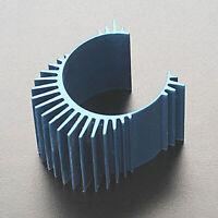 Team Associated 31049 Motor Heatsink Blue Aluminum (for use with #31047)