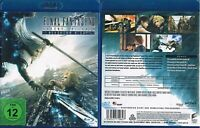 FINAL FANTASY VII - ADVENT CHILD --- Director's Cut --- Blu-ray ---