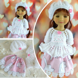 Outfit Ruby Red doll Fashion Friends 14.5 Clothes