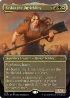 Saskia the Unyielding MTG Secret Lair International Women's Day M/NM Magic