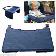 Portable Bleu Auto Intérieur siège bébé de Snack jeu plateau planche à dessin Bureau