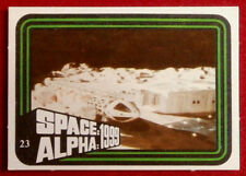 SPACE / ALPHA 1999 - MONTY GUM - Card #23 - Netherlands 1978