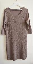 Minuet Petite Metallic Thread Dress Size 12/14