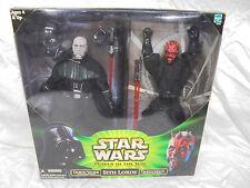Star Wars - 12 Inch 1:6 Scale - Darth Vader & Darth Maul (Sith Lords)
