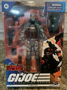 🔥IN HAND* G.I. Joe Classified Series Special Missions Cobra Island Firefly LE🔥