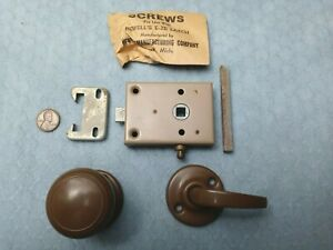 Newell E-ZE Screen & Storm Door Latch NOS