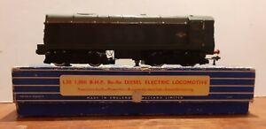 Old Boxed 31030 Hornby Dublo England L30 Bo-Bo Diesel Electric Locomotive Train
