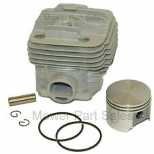 Stihl TS400 Cylinder & Piston Barrel Pot Kit 49MM  2 Ring Piston 4223 020 1200