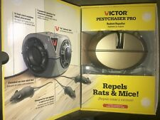 Victor Pestchaser Pro, Rodent Repeller^No harm to humans or pets