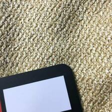 Yellowish Beige Textured Chenille Fabric   Heavy Duty Upholstery   54 Wide   Bty