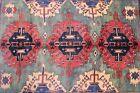 Authentic  Wool RNRN-320 5'7'' x 6'4'' Persian Ardebil Rug