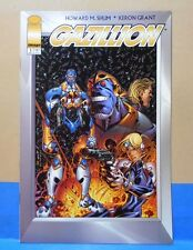 GAZILLION #1 1998 IMAGE COMICS 9.0 VF/NM Uncertified KERON GRANT, HOWARD SHUM