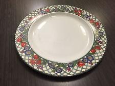 """Dansk nordic garden round serving platter dishware porcelain 13"""""""