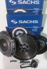 SEAT IBIZA 1.9 TDI 1.9TDI 131HP 96KW SACHS DUAL MASS FLYWHEEL; CLUTCH KIT, CSC