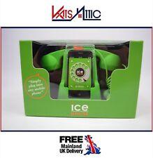 ICE TELEFONO RETRO VERDE Dock Portatile per Smartphone