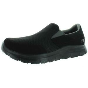 Skechers Mens Slip Resistant Electrical Hazard Casual Shoes BHFO 8214
