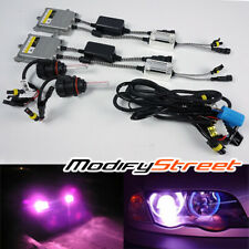 9007-3/HB5-3 12000K PURPLE XENON 55W CANBUS BALLAST HID HI/LOW BEAM HEADLIGHTS