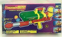 GIG Super Liquidator 200 LARAMI Soaker Gun Water 1990 fucile acqua NEW Nuovo MIB