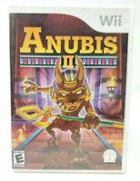 Anubis II 2 Nintendo Wii Game