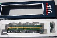 RENFE locomotora 316-011-6 verde HO DC DIGITAL con SONIDO de Electrotren