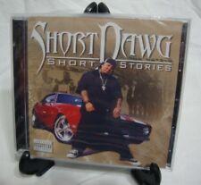 Short Dawg Tha Native Short Stories CD 2005 Voodoo Records Rap Album