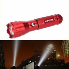 CREE T6 3000 Lumen 3 Modi Taktische Taschenlampe LED Lampen 18650 Powerful Neu