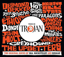 THIS IS TROJAN ORIGINAL SOUND OF SKA CD NEW 3CD SET