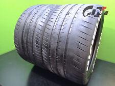 2 Michelin Tire 325/30/21 ZR Pilot Sport Cup2 NoPatch WHITE STICKER LETTER 44357