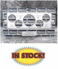 """Boese 39 Chevy Car Aluminum Dash Insert for Autometer (3-1/8"""" & 2-1/16"""") 31503"""