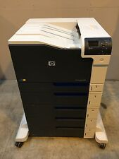 HP Laserjet Enterprise M750xh M750 A3 A4 Colour Network Duplex Printer Warranty