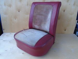 Renault DAUPHINE FRONT SEAT