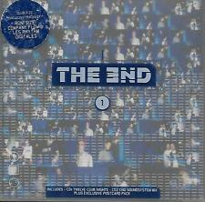 CD album: The End: Twelve Club Nights 1. End Soundsystem Mix 2. XL . A2