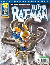 TUTTO RAT-MAN 26 RISTAMPA - LEO ORTOLANI - PANINI COMICS - NUOVO - RATMAN