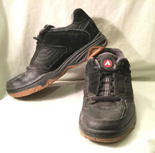 Black Suede And Synthetic Airwalk Shoes Mens Size 6.5