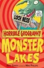 Monster Lakes - Anita Ganeri - Scholastic - Acceptable - Paperback